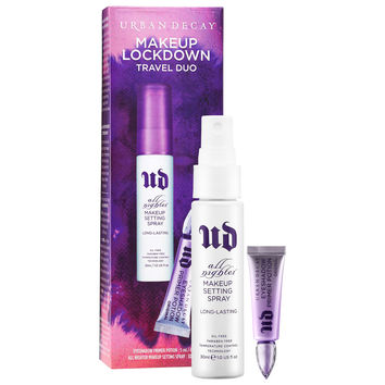 Sephora: Urban Decay : Makeup Lockdown Travel Duo : makeup-kits-makeup-sets
