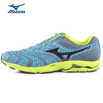 MIZUNO Men's WAVE SAYONARA 2 Dynamotionfit Surface Stability Dmx Midsole Cushioning Jogging Running Shoes J1GR143073 XYP233