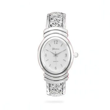 Scroll Design Fashion Cuff Watch