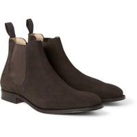 Church's - Beijing Suede Chelsea Boots | MR PORTER