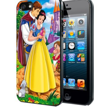 Snow White and Seven Dwarfs Samsung Galaxy S3 S4 S5 S6 S6 Edge (Mini) Note 2 4 , LG G2 G3, HTC One X S M7 M8 M9 ,Sony Experia Z1 Z2 Case