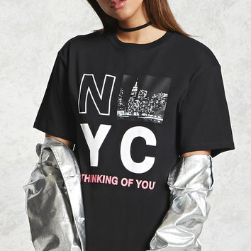 NYC Thinking of You Graphic Tee