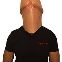 The Mask Biz Penis Mask Dick Head Funny Halloween Mask