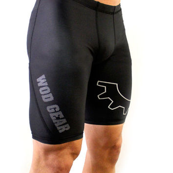 Men's Compression Workout Shorts from WOD Gear