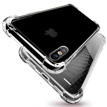 IPhone X 10 Case Ultra Thin Transparent Cover