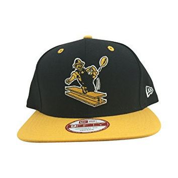 New Era 2 Tone Throwback Pittsburgh Steelers Official Team Snapback