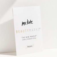 Mr. Kate Freckle Beauty Marks Cosmetic Temporary Tattoos | Urban Outfitters
