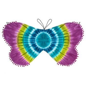 Shibori Dress Up Butterfly Wings for Children