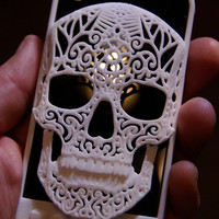 "Skull iPhone Case ""Crania Revolutis"" (4, 4s, & 5)"