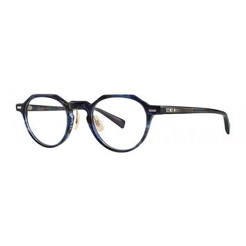 Seraphin - Penfield Great Lakes Blue Eyeglasses / Demo Lenses