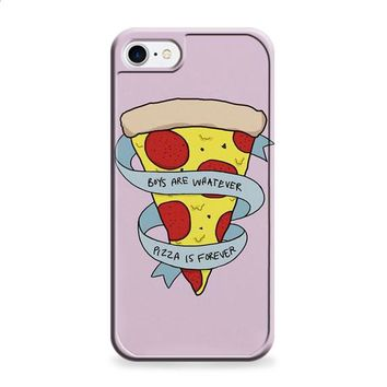 Boys Are Whatever, Pizza is Forever iPhone 6 | iPhone 6S case