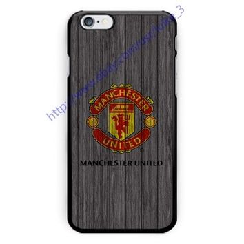 New Manchester United Soccer For iPhone 8 8+ 7 7+ 6 6+ 6s 6s+ 5 5s Samsung Case