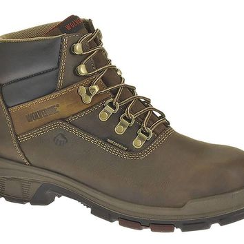 """Wolverine® W10314-09-0EW Men's Cabor EPX™ Waterproof 6"""" Work Boot, D-Brown, Size 9"""
