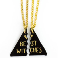 Best Witches Bestie Necklaces
