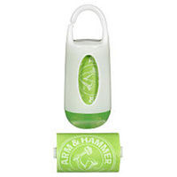 Munchkin Arm & Hammer Diaper Bag Dispenser - Green