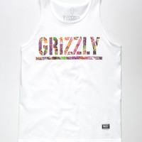 GRIZZLY T-Puds Stamp Mens Tank