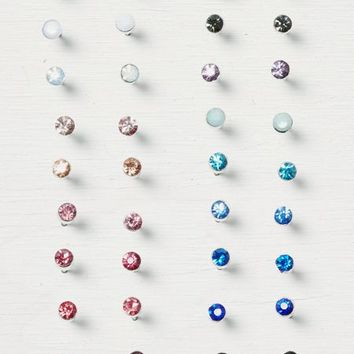 AEO Women's Stud Earring 18-pack (Multi)