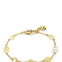 Multi Icon Station Bracelet by Juicy Couture, O/S