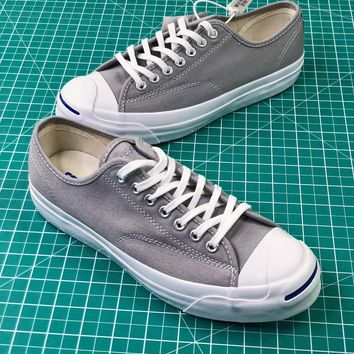 Converse Jack Purcell Signature Style 4 Low Canvas Shoes - Sale