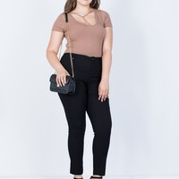 Plus Size Ultra Stretchy Pants