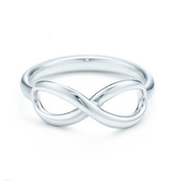 Ben Garelick Sterling Silver Infinity Ring