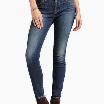 Lucky Brand Brooke Legging Jean Womens Straight Jeans - Moraga