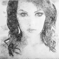 I will create a beautiful pencil sketch HD from your photo