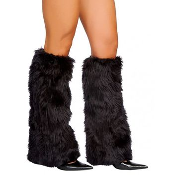 Roma Costume USA Fur Boot Covers