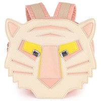 Stella McCartney Girls Pink Tiger Backpack