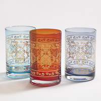 Marrakech Tumblers, Set of 3 | World Market