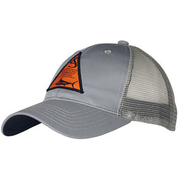 Triangulate Fishing Trucker Hat