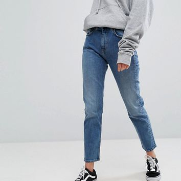 Weekday Seattle High Waist Mom Jeans at asos.com