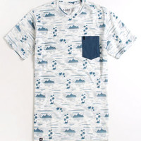 Lira Moai Pocket Tee at PacSun.com