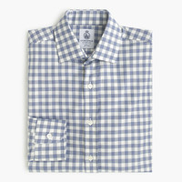 Cordings For J.Crew Shirt In Twill Gingham
