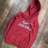 Nike Women/Men Hot Hoodie Cute Sweater