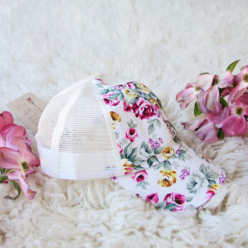 Bella Rose Hat
