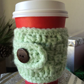 Starbucks Coffee Cup Sleeve, Coffee Cup Cozy, Coffee Cup Holder, Coffee Cup Sleeve