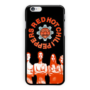 Red Hot Chili Peppers Custom iPhone 6 Plus Case