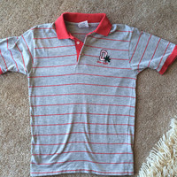 Vintage Ohio State Polo Shirt