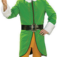 Deluxe Buddy the Elf Costume - Christmas Costumes