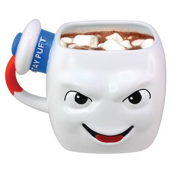 Ghostbusters Stay Puft 3D Mug
