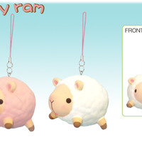 Licensed Baby Ram Squishy