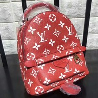 Day-First™ Supreme LV x Sup Fashion Sport Laptop Bag Shoulder School Bag Backpack H-A-GHSY-1