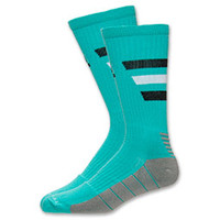 Women's adidas Team Speed Traxion Crew Socks- Medium