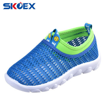 Summer New Children Shoes Fashion Breathable Mesh Sneakers Boys And Girls Casual Running Shoes (Toddler/Little Kid/Youth)