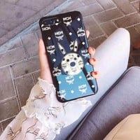MCM LV CHANEL Fashion iPhone Phone Cover Case For iphone 6 6s 6plus 6s-plus 7 7plus hard shell G-AGG-CZDL