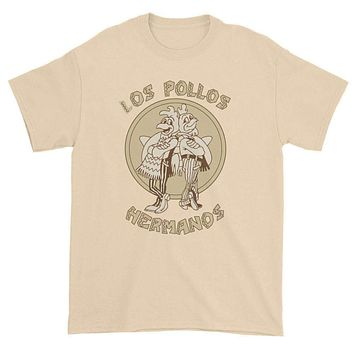 Los Pollos Hermanos Short Sleeve T-Shirt