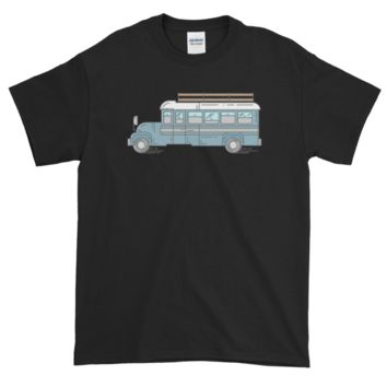 The Big Blue SkoolieLove Bus - $20 Shipped