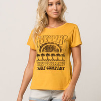 RIP CURL Heat Wave Womens Tee