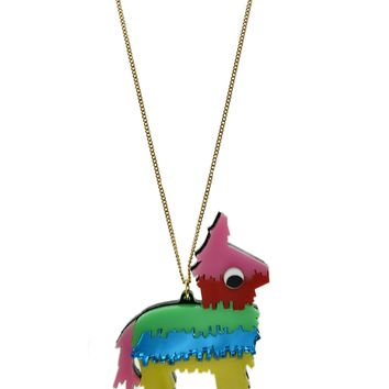XL Piñata Necklace